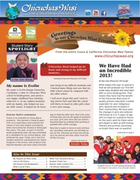 - CW Newsletter - October 2013