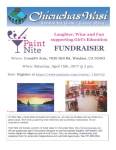 Paint Nite Poster
