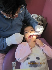 Dental services at CW School_Sep12