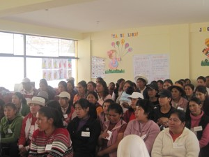 Mothers workshop