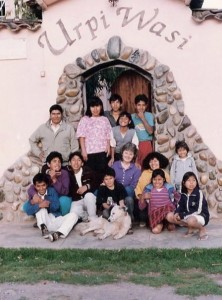 1990-1998 New Location in Urubamba, One Hour From Cusco