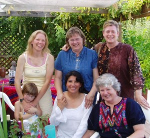 2005 Board Meeting During Visit From Ruth